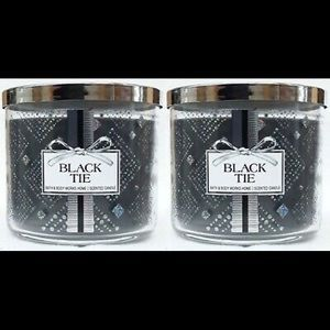 Bath & Body Works Other - Black tie candle!